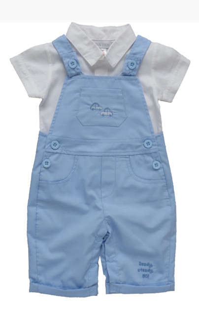 Two cars dungaree