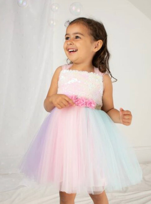 Unicorn party dress