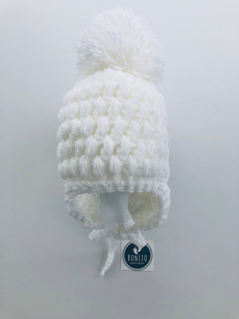 Boy or girl Pom hat