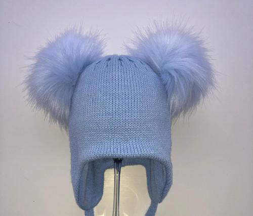Bonito baby hat blue