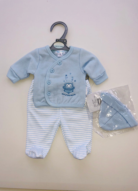 Premature  3 pc boys set