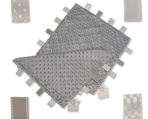 Tag comforter grey