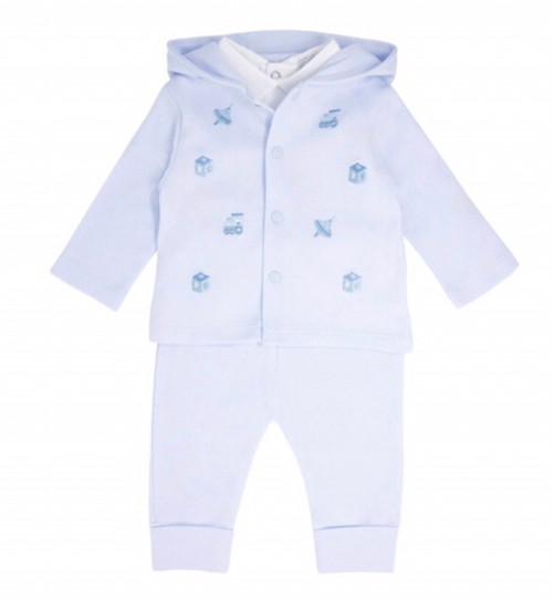 Blues baby 3 piece outfit