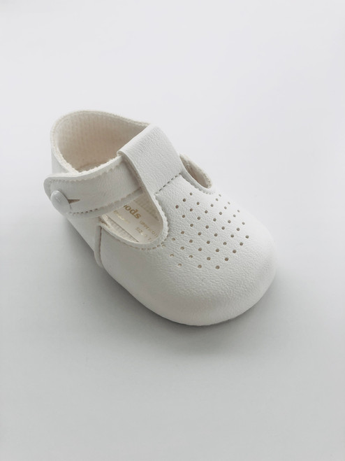 Baypod soft sole white
