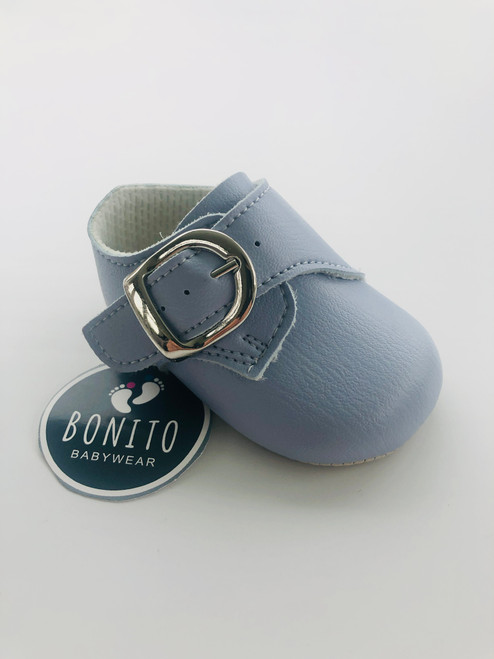 Baypod buckle blue