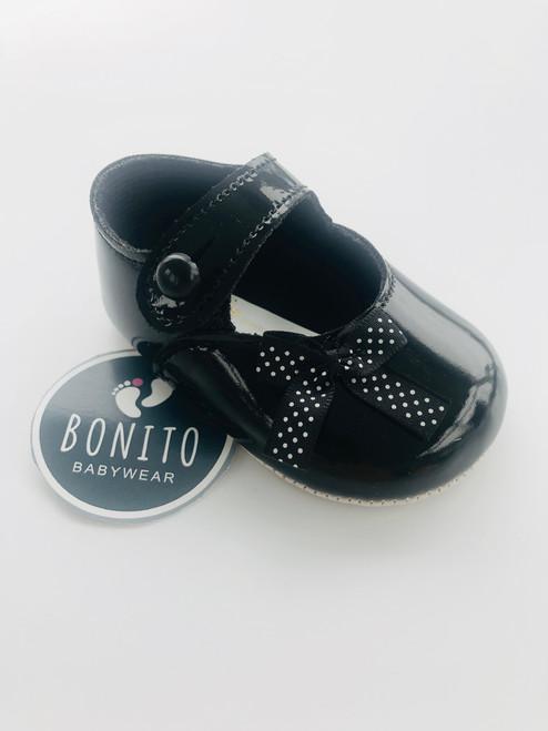 Baypod soft sole spots black