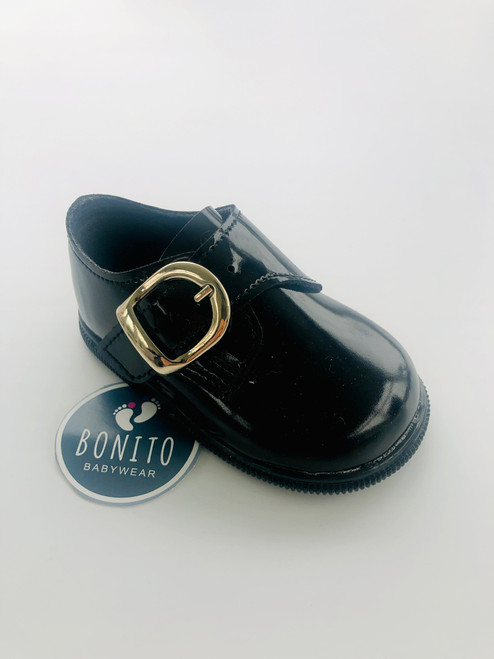 Baypod hard sole buckle black