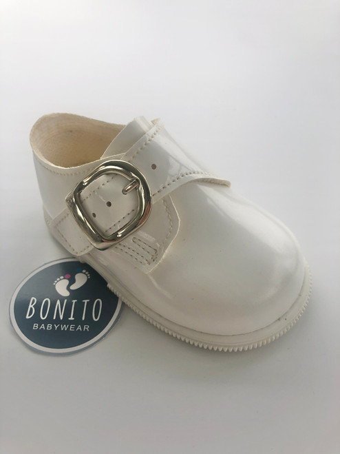 Baypod hard sole buckle white