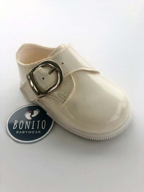 Baypod hard sole buckle cream