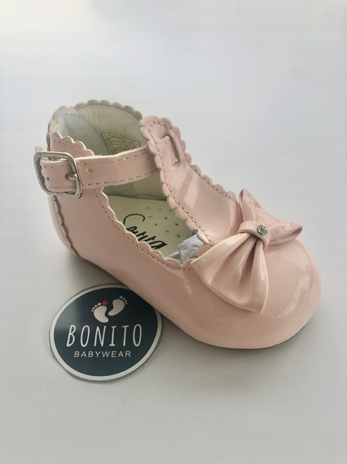 Girl diamanté shoe P