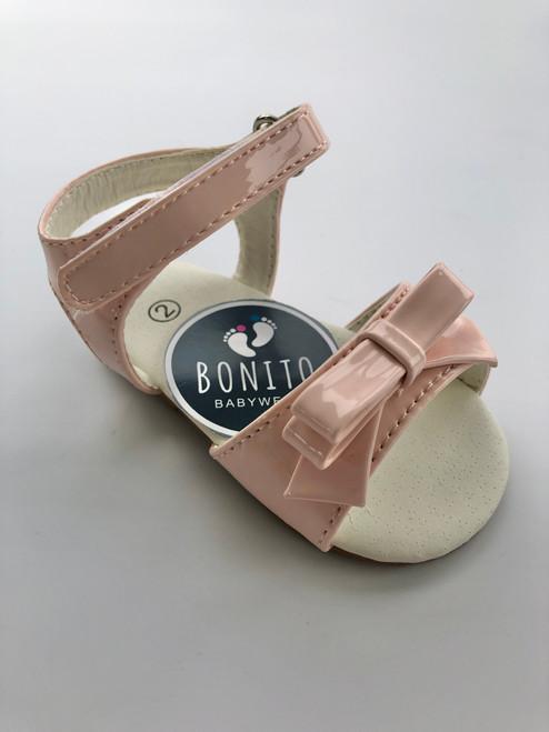 Girls pink sandal