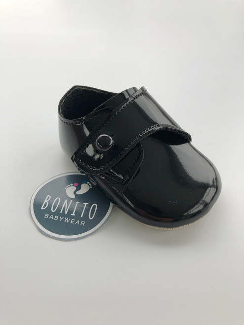 Baypod soft sole button  black