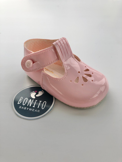 Baypod soft sole pink
