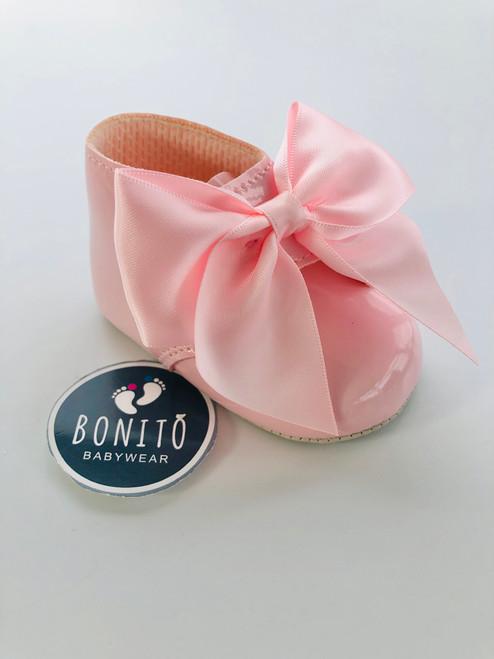 Baypod boot pink