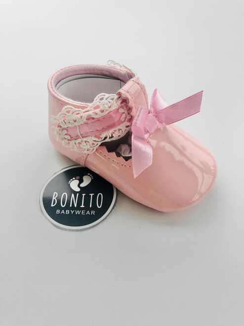 Spanish shoe