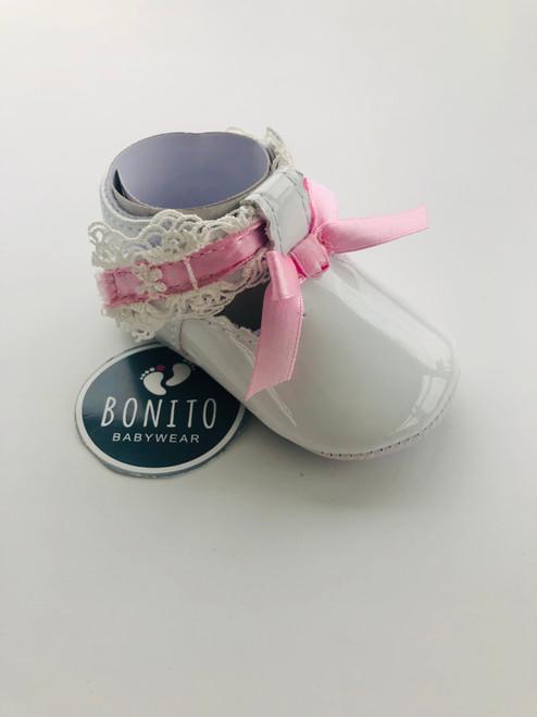 Spanish shoe W/P
