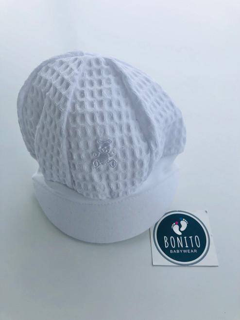 Jockey cap White