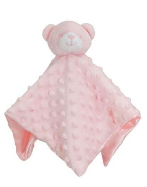 Comforter pink