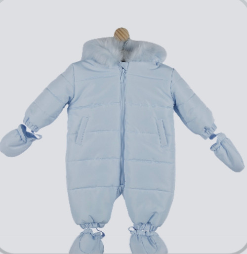 Mintini snowsuit