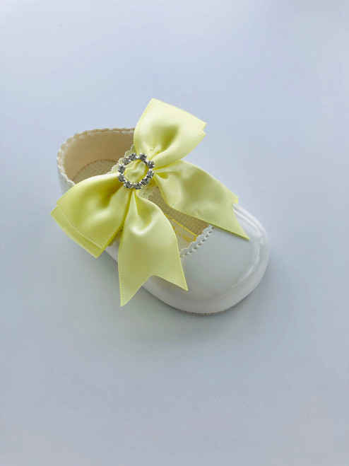 Baypod lemon bow