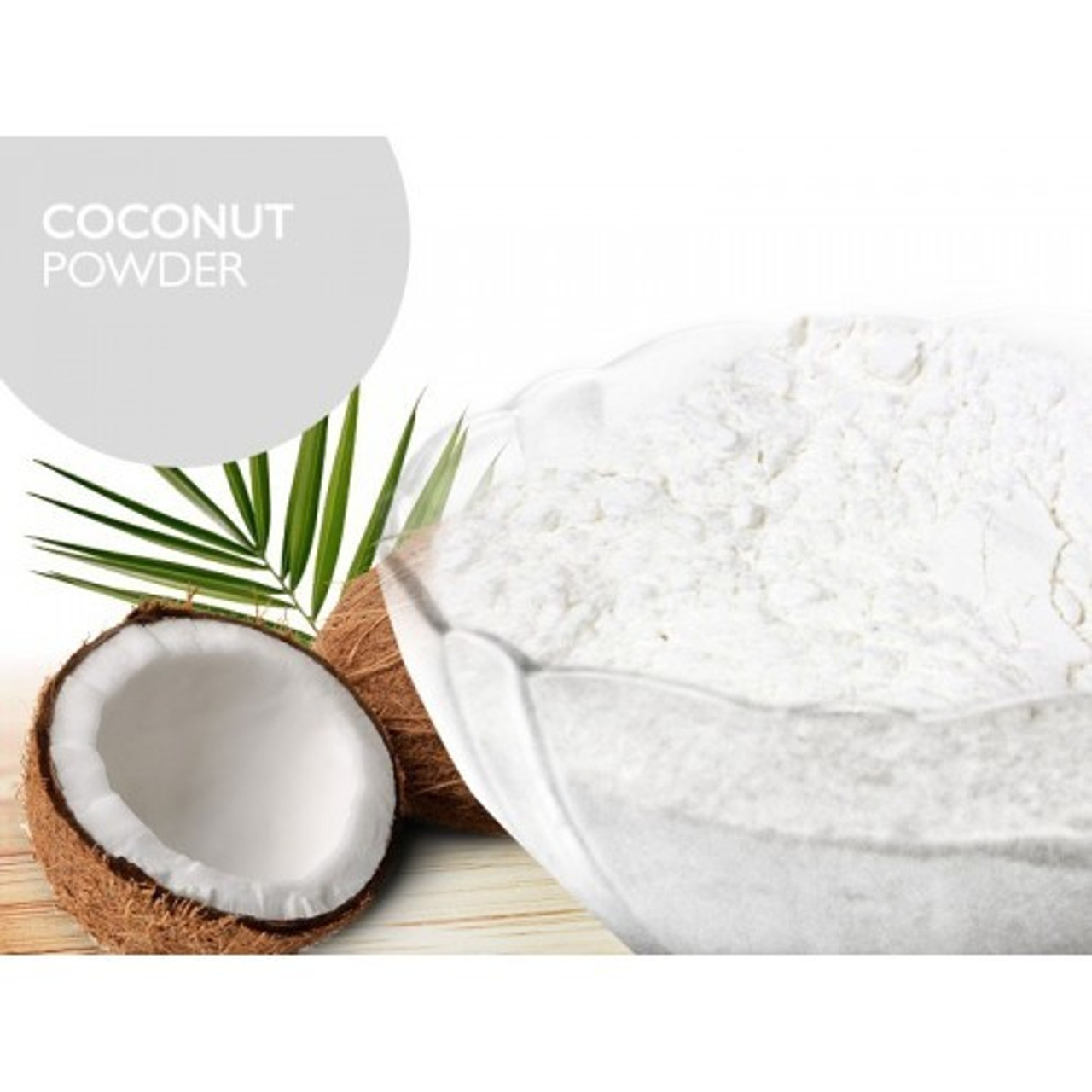 Coconut Powder & Flakes