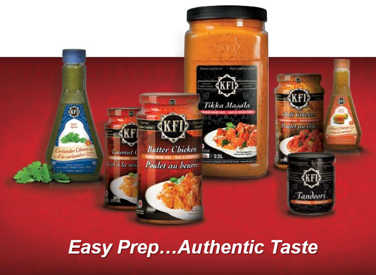 Cooking Pastes & Sauces