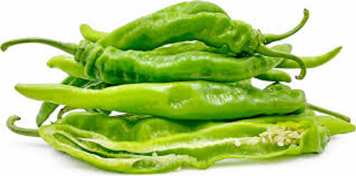 Long Green Chilli Peppers