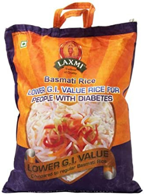 Diabetic Basmati Rice, Lower Gi Value