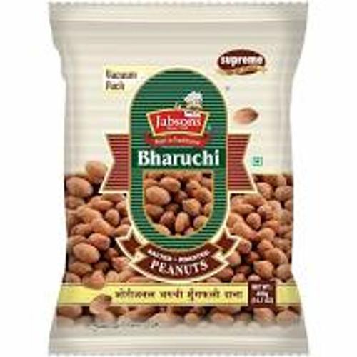Jabsons - Salted Roasted Peanuts, Bharuchi - 400g
