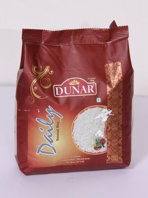 Dunar, Daily Basmati Rice, 20 Lb
