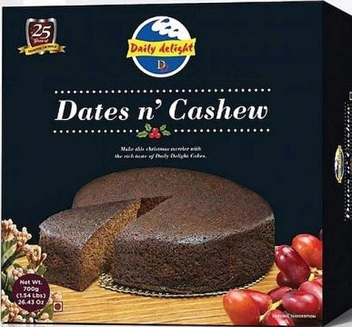 Daily Delight Dates n Cashew Cake