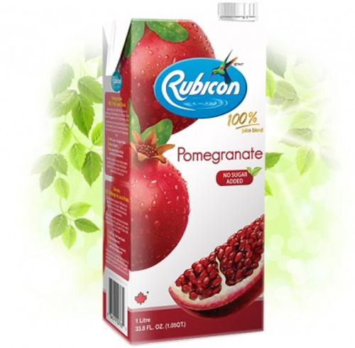 Rubicon Pomegranate Juice 1Ltr
