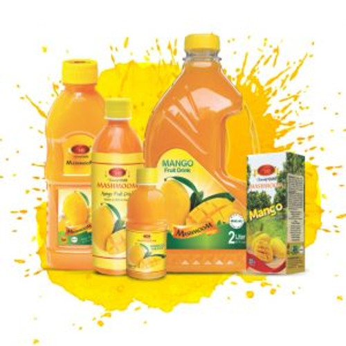 Mango Fruit Drink - 2 Liter
