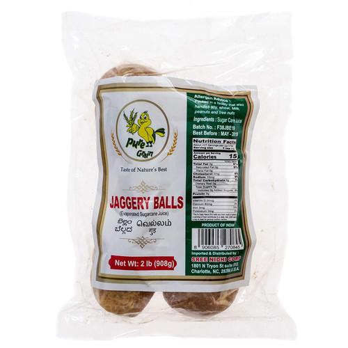PureGrain Jaggery Balls