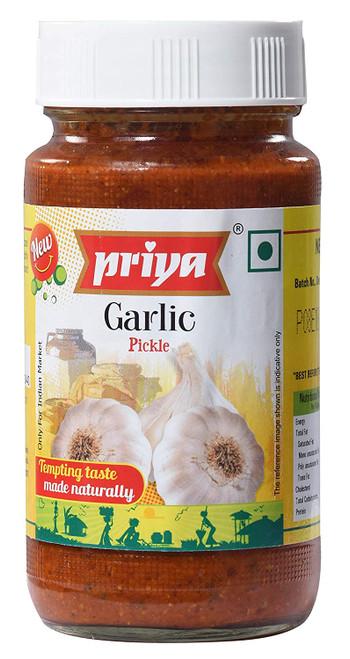 Priya Garlic Pickle - 300gm