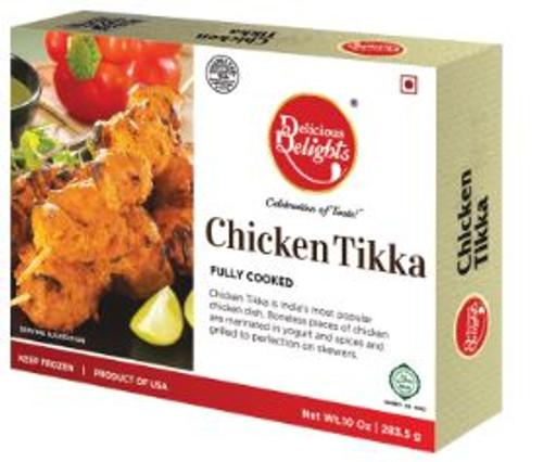 Delicious Delight, Chicken Tikka - 10oz