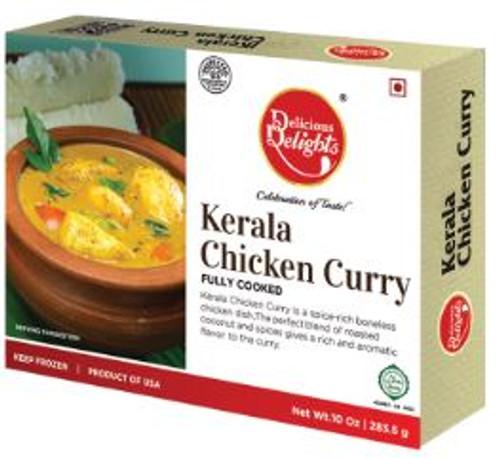Delicious Delight, Kerala Chicken Curry - 10oz