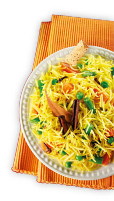 MTR Ready to Eat, Vegetable Pulao