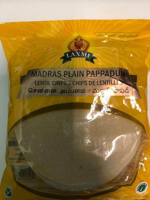 Laxmi, Madras Pappadum - 200gm