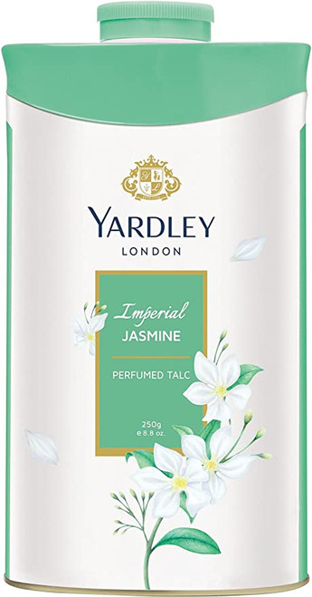 Yardley, London Perfumed Talc Jasmine  - 250gm