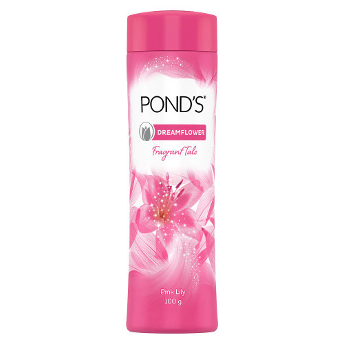 Ponds, Dream Flower magic Talc - 100gm