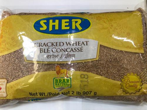 Sher, Cracked Wheat (Dhaliya)