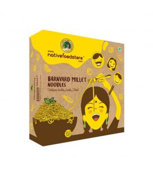 NativeFoodStore, Barnyard Millet Noodles - 210gm
