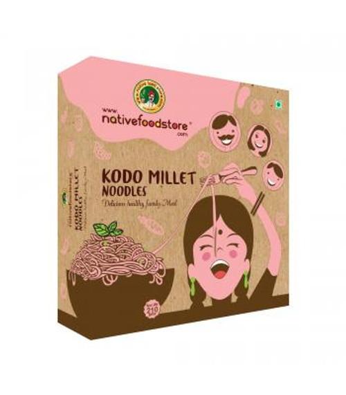 NativeFoodStore, Kodo Millet Noodles - 210gm