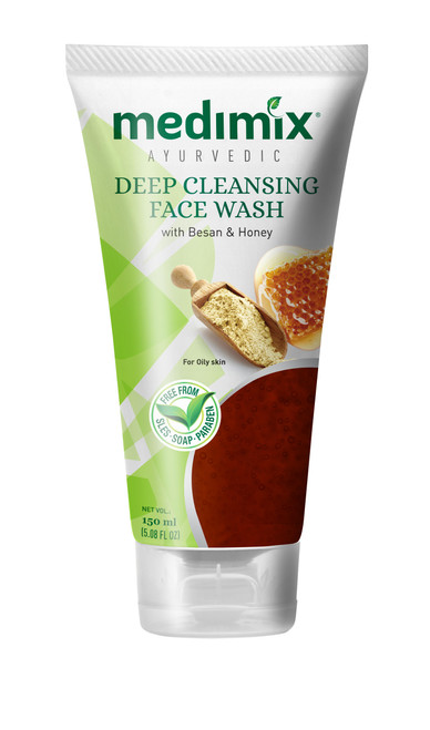 Medimix, Deep Cleansing Face Wash - 150ml