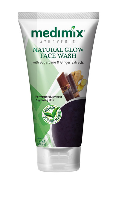 Medimix, Natural Glow Face Wash - 150ml