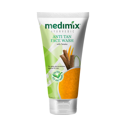 Medimix, Ayurvedic Anti Tan Face wash - 150ml