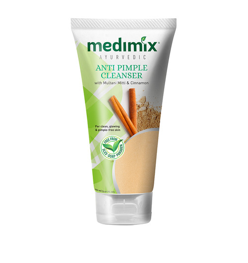 Medimix, Ayurvedic Anti-Pimple Cleanser - 150ml