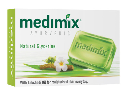 Medimix, Ayurvedic Natural Glycerine Bathing Bar - 125ml