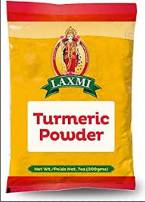 Laxmi, Natural Ground Turmeric Powder